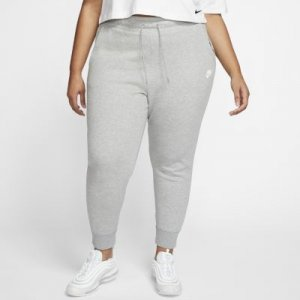 Женские брюки Sportswear Tech Fleece (большие размеры) - Серый Nike