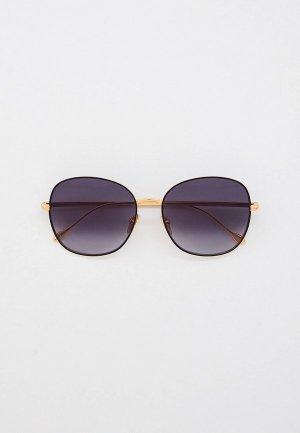 Очки солнцезащитные Isabel Marant IM 0012/S 2M2. Цвет: золотой