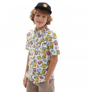 Рубашка X SPONGEBOB VANS. Цвет: мульти