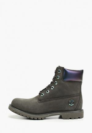 Тимберленды Timberland 6in Premium Boot. Цвет: хаки
