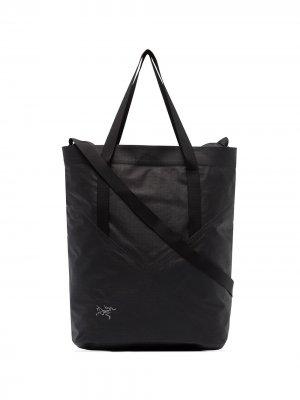Arcteryx сумка-тоут Granville 18 Arc'teryx. Цвет: черный