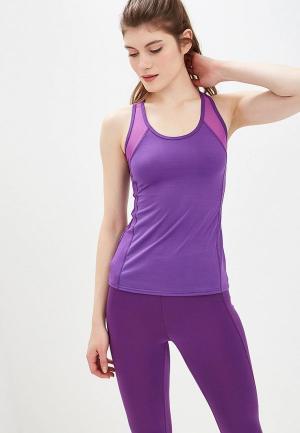 Майка Emdi EM012EWDEGF2. Цвет: фиолетовый