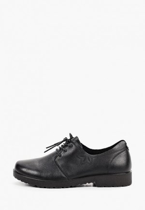 Ботинки Francesco Donni. Цвет: черный