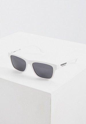 Очки солнцезащитные Burberry BE4293 300787. Цвет: белый