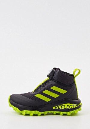 Ботинки трекинговые adidas FORTARUN BOA ATR K. Цвет: черный