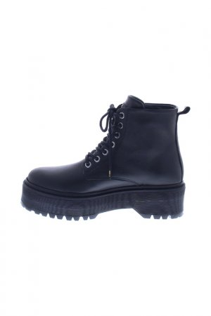 Boots BRONX. Цвет: black