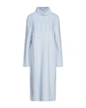 Платье до колена ANNECLAIRE. Цвет: небесно-голубой