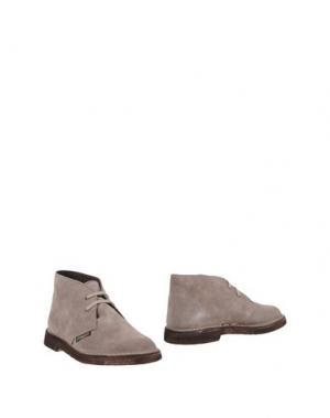 Полусапоги и высокие ботинки ARMATA DI MARE. Цвет: серый