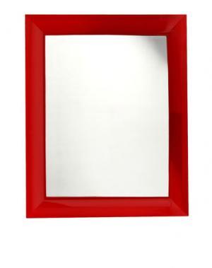 Зеркало KARTELL. Цвет: красный