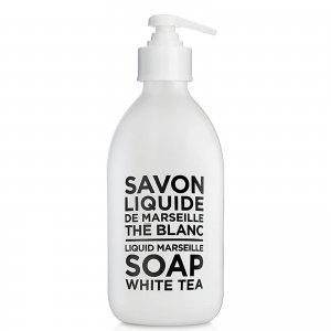 Liquid Marseille Soap 300ml (Various Options) - White Tea Compagnie de Provence