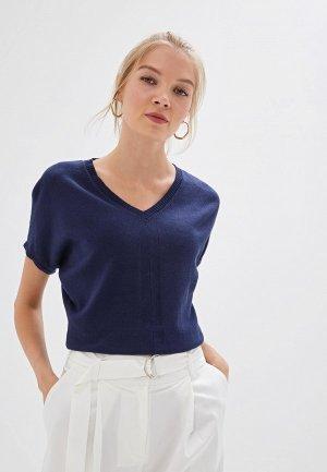 Пуловер Vilatte. Цвет: синий