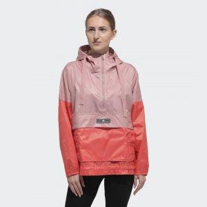 Ветровка Light by Stella McCartney adidas. Цвет: розовый