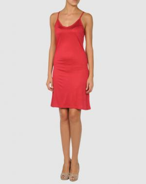 Короткое платье DEPT. Цвет: красный