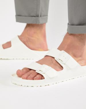 Белые сандалии Arizona EVA-Белый Birkenstock