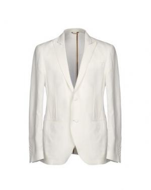 Пиджак MAISON LVCHINO. Цвет: белый