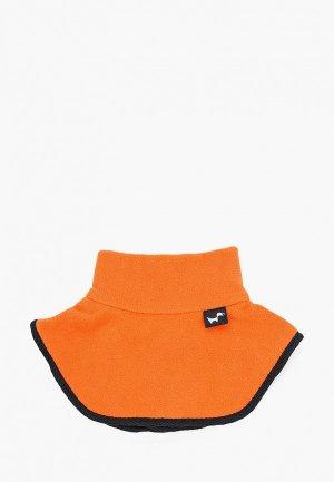 Манишка ЛисФлис. Цвет: оранжевый