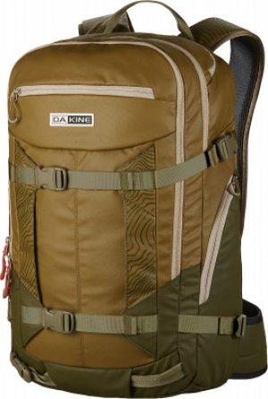Рюкзак TEAM MISSION PRO, 32 л Dakine. Цвет: коричневый