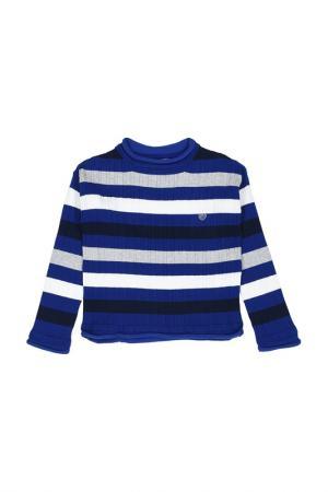 Водолазка Dodipetto. Цвет: синий, серый, белый