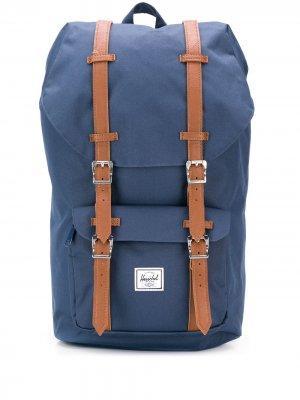 Рюкзак Little America Herschel Supply Co.. Цвет: синий