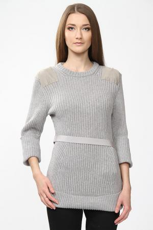 Пуловер Nina Ricci. Цвет: серый
