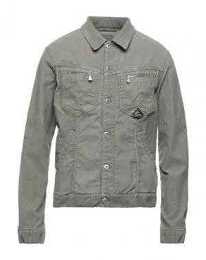 Куртка ROŸ ROGER'S. Цвет: серый