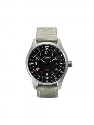 Наручные часы Startimer Pilot Quartz 42 мм Alpina