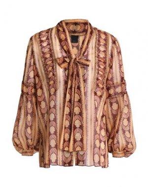 Pубашка ANNA SUI. Цвет: песочный