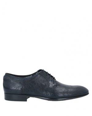 Обувь на шнурках CORVARI. Цвет: синий