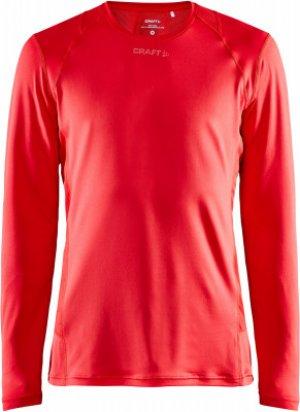 Лонгслив мужской Essence, размер 52-54 Craft. Цвет: красный