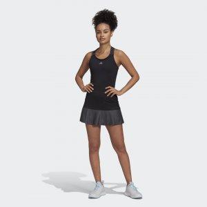 Платье для тенниса Performance adidas. Цвет: черный
