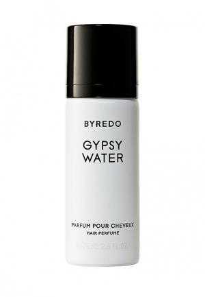 Парфюмерная вода Byredo для волос GYPSY WATER 75 мл. Цвет: прозрачный