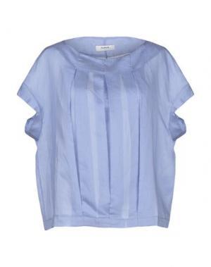 Блузка ALPHA STUDIO. Цвет: лазурный