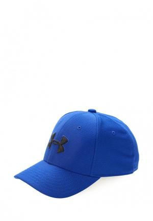 Бейсболка Under Armour Boys Blitzing 3.0 Cap. Цвет: синий