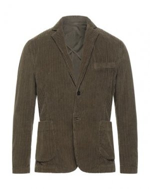 Пиджак ORIGINAL VINTAGE STYLE. Цвет: зеленый-милитари