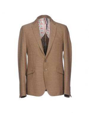Пиджак BL.11 BLOCK ELEVEN. Цвет: хаки