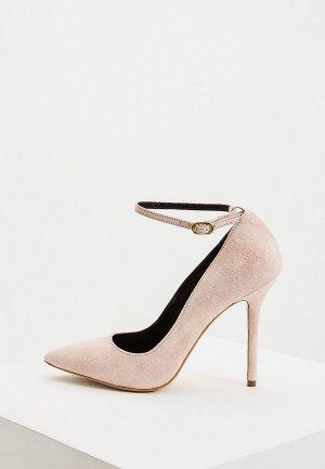 Туфли Liu Jo. Цвет: розовый