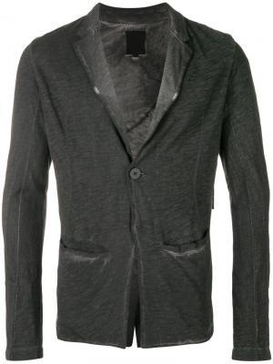 Легкий пиджак Thom Krom. Цвет: чёрный