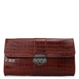 Клатч RU12017 коричневый GERARD HENON