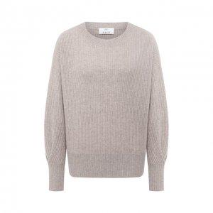 Кашемировый свитер Allude. Цвет: бежевый