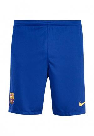 Шорты спортивные Nike FCB M NK BRT STAD SHORT HA. Цвет: синий