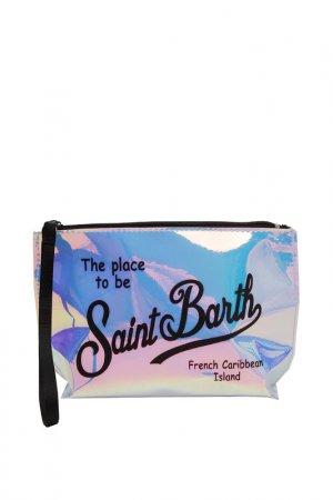 Косметичка MC2 SAINT BARTH. Цвет: розовый