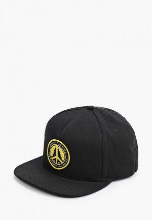 Бейсболка Vans TRIPPY OUTDOORS. Цвет: черный