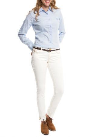 Джинсы U.S. Polo Assn.. Цвет: белый
