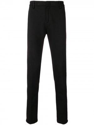 Классические брюки строгого кроя DONDUP. Цвет: черный