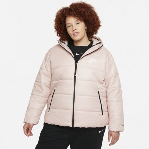 Женская куртка Sportswear rma-FIT Repel (большие размеры) - Розовый Nike