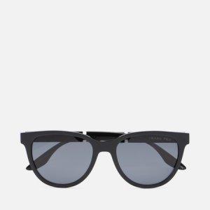 Солнцезащитные очки 05XS-DG002G-3P Polarized Prada Linea Rossa. Цвет: чёрный