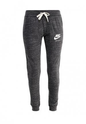 Брюки спортивные Nike Sportswear Gym Vintage Womens Pants. Цвет: серый