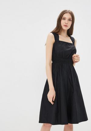 Платье Marks & Spencer AUTOGRAPH. Цвет: черный