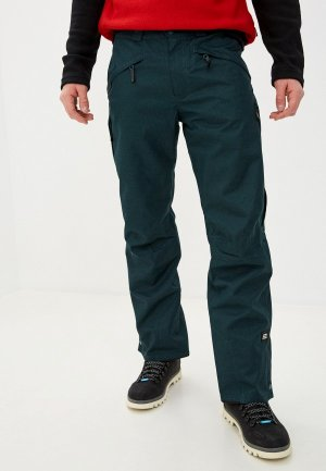 Брюки сноубордические ONeill O'Neill PM QUARTZITE PANTS. Цвет: зеленый