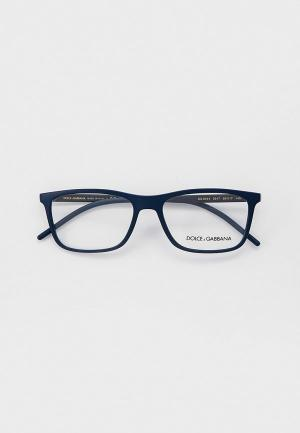 Оправа Dolce&Gabbana DG5044 3017. Цвет: синий